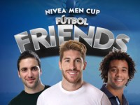 Nivea Men lanza la App 'Fútbol Friends'