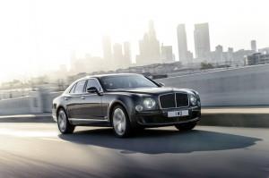 Nuevo Bentley Mulsanne Speed, el automóvil de Gran Lujo más rápido del mundo