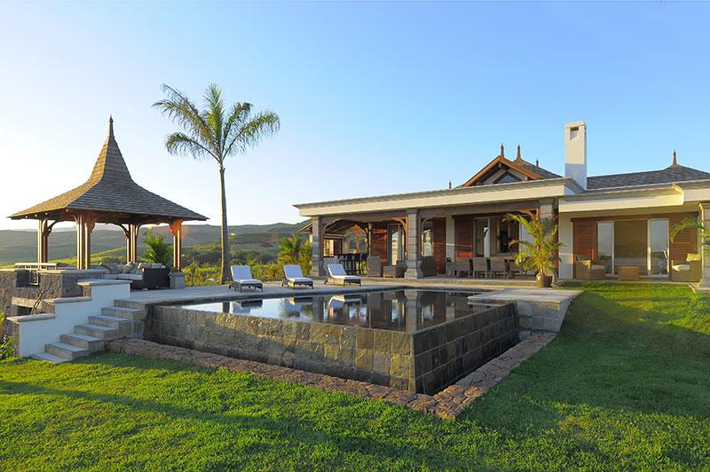 Villas privadas baratas