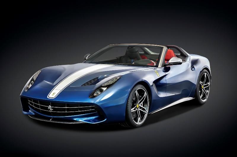 F60 América, un Ferrari conmemorativo