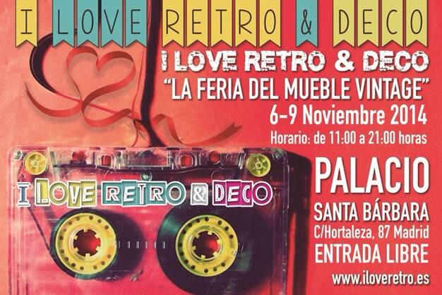I Love Retro en Madrid