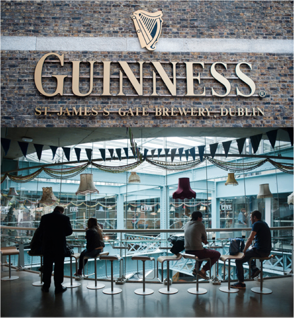 Guinness trae Dublín a Madrid con el espectacular Gravity Bar de su Storehouse