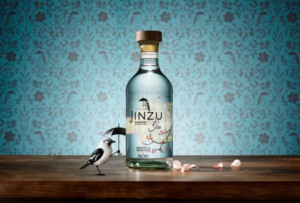 Jinzu, la nueva ginebra británica con un twist japonés