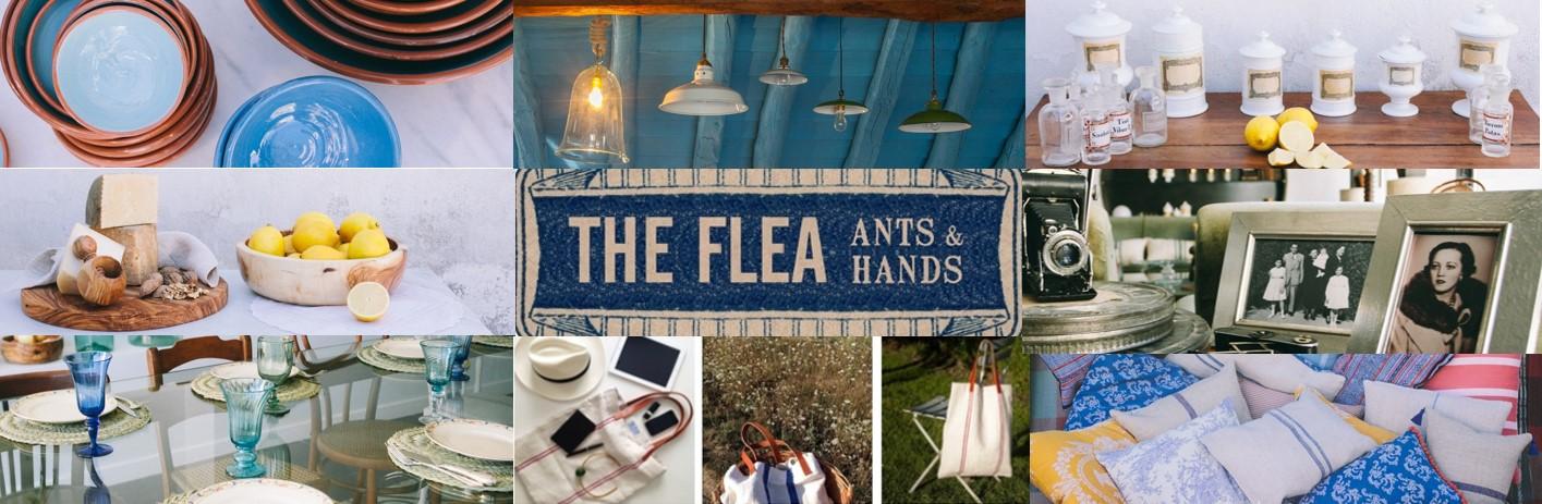 The Flea Shop mercadillo on line vintage y artesanía