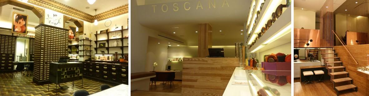 Ptica toscana el templo de las gafas de autor magazine - Optica toscana madrid ...