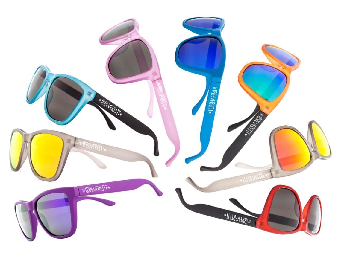 Be Irreverent marca de gafas de sol española, baratas y de gran calidad