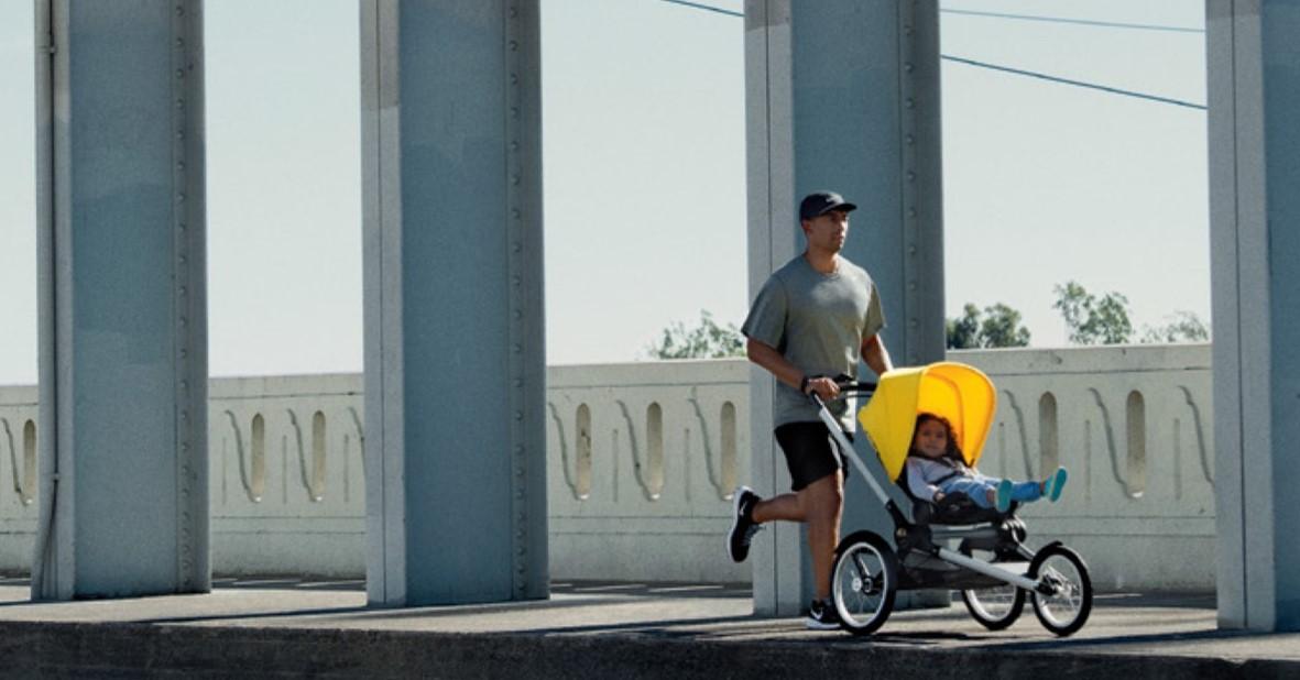 Bugaboo lanza un cochecito para padres y madres runners