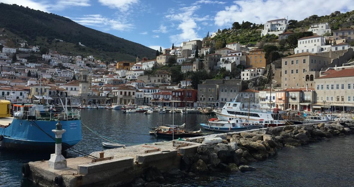 Las islas griegas, el destino mejor valorado para este verano