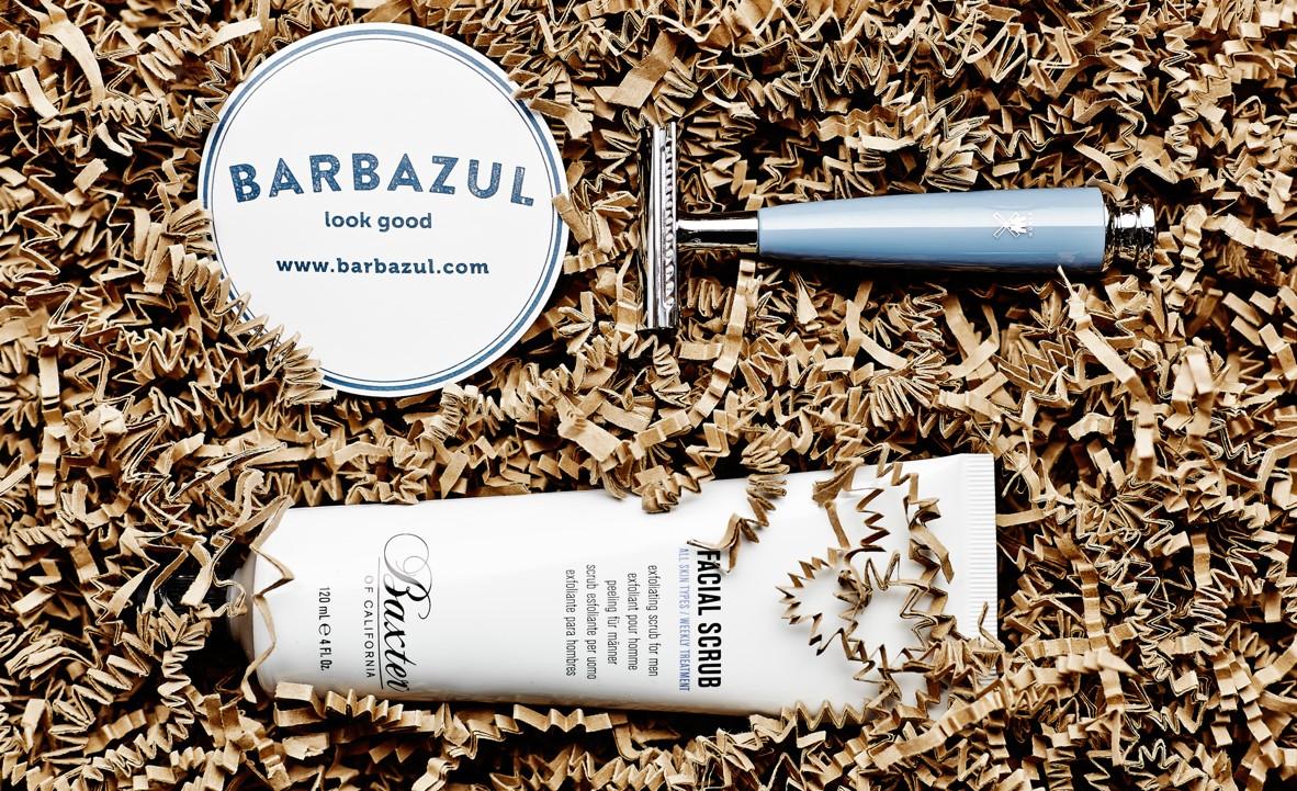 Barbazul, la primera tienda de cosmética sostenible para hombres