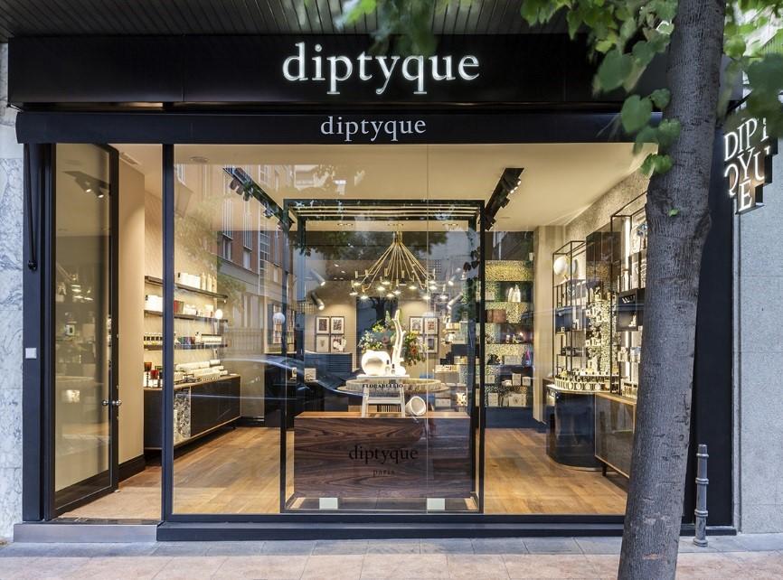 Diptyque abre su primera boutique en España