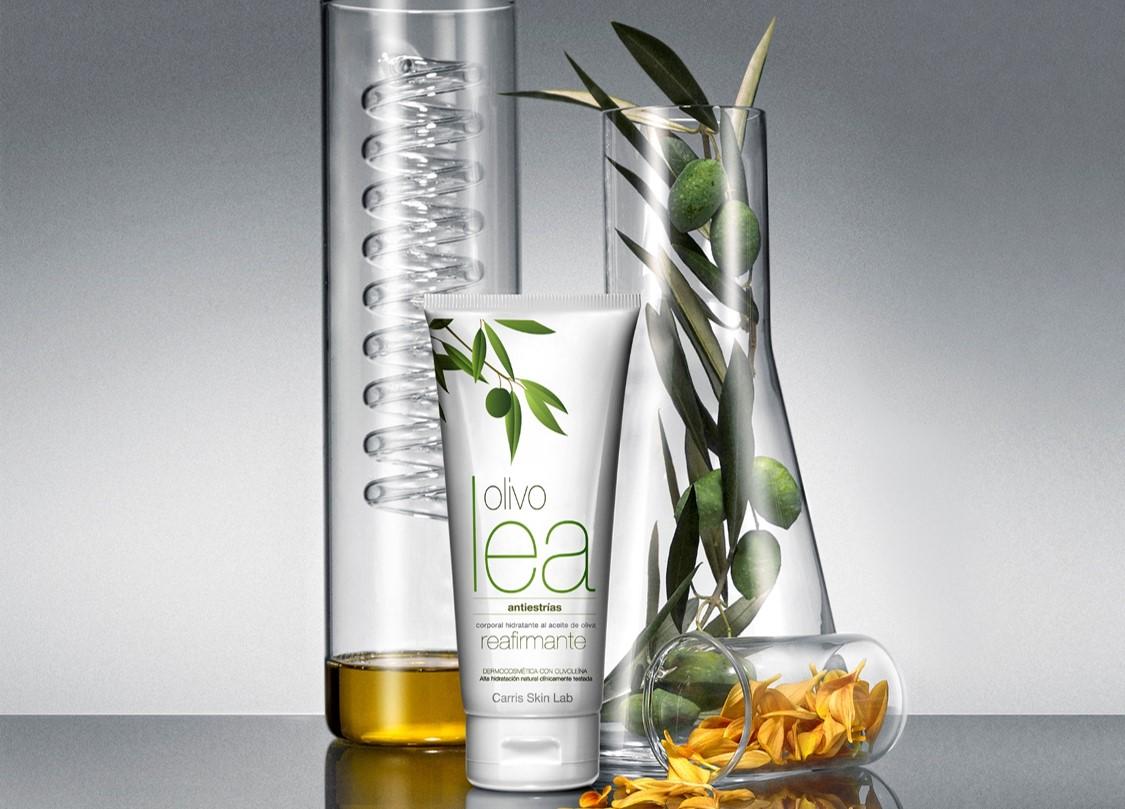 Olivolea, cosmética natural a base de aceite de oliva