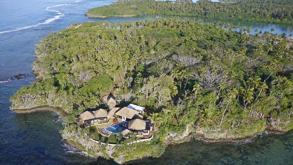 Isla privada Fiji