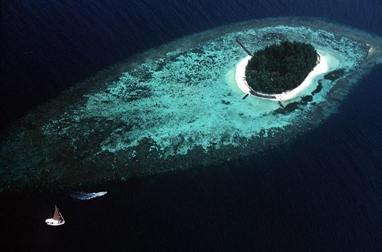 Isla privada Yakarta