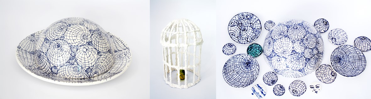 Not Straight Worlds, mundos imaginados en cerámica contemporánea