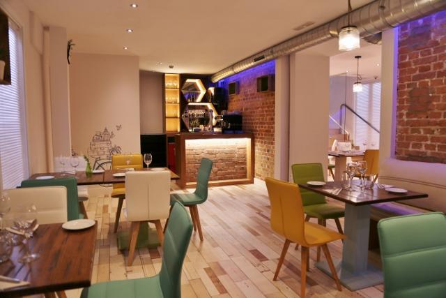 La Pilla, nuevo restaurante en Madrid. Calle Almagro 3