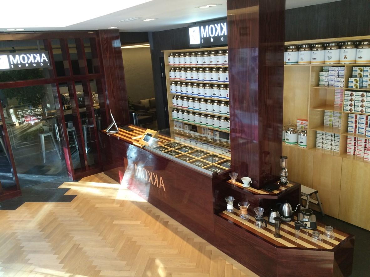 Mokka tienda