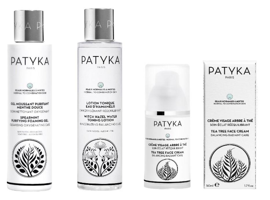 marca francesa PATYKA de cosmética orgánica certificada