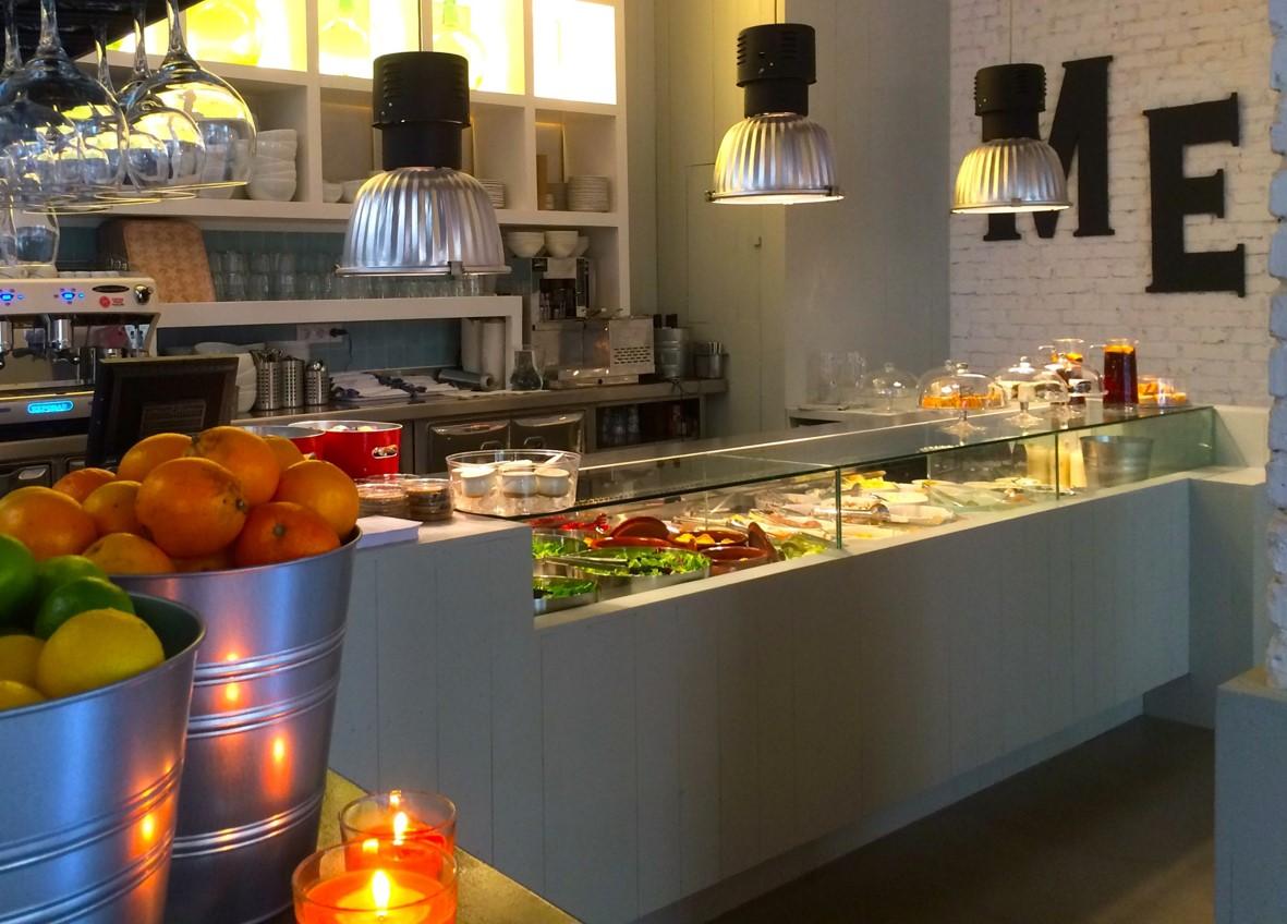 Ensaladas DIY y gourmet en el nuevo Petit Appetit