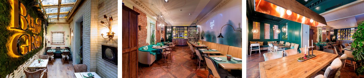 Nuevo restaurante BummGreen en Madrid, cocina de mercado, ecológica y sostenible