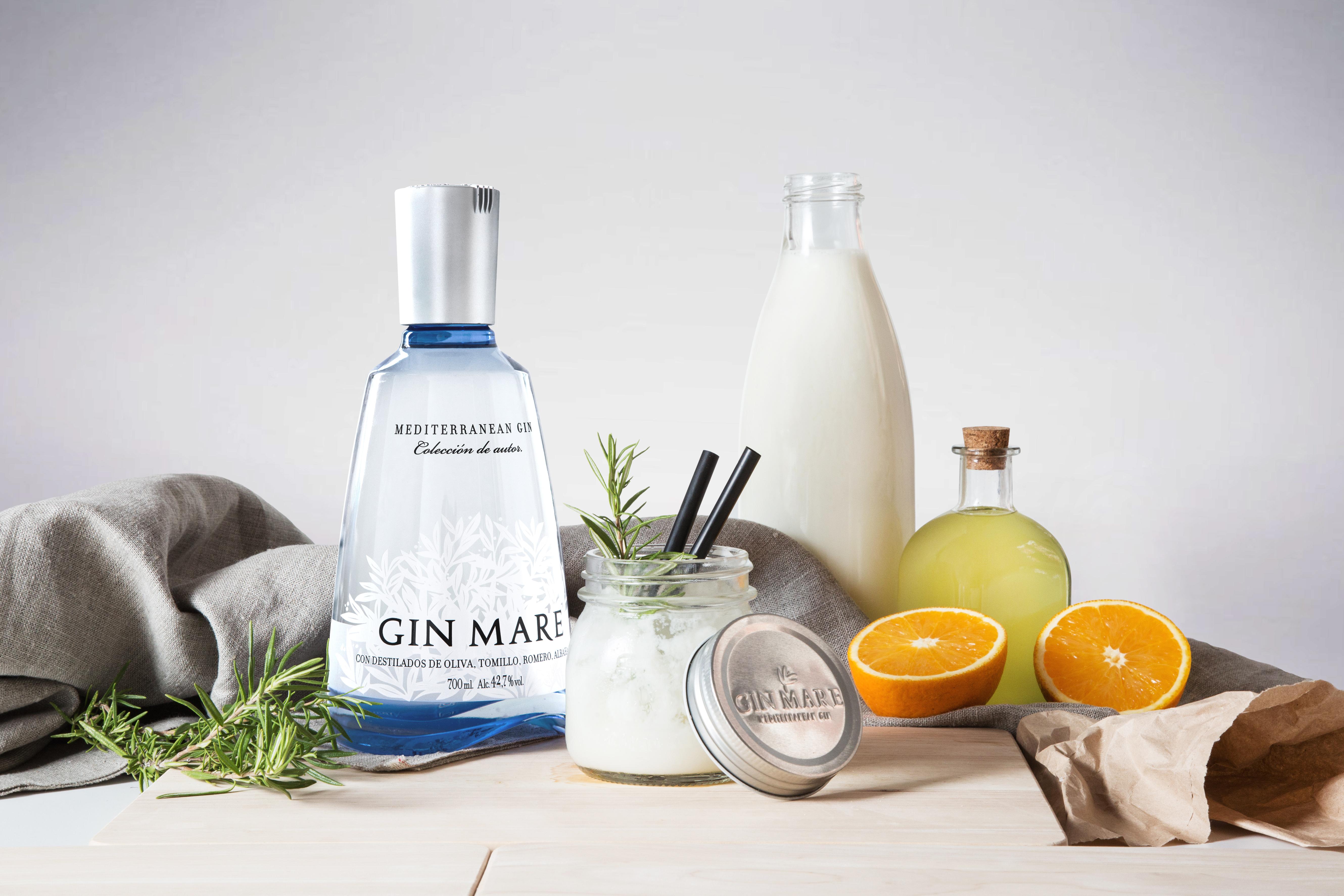 Ginebra Gin Mare, cocteles verano
