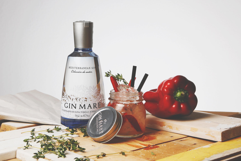Ginebra Gin Mare cocteles verano