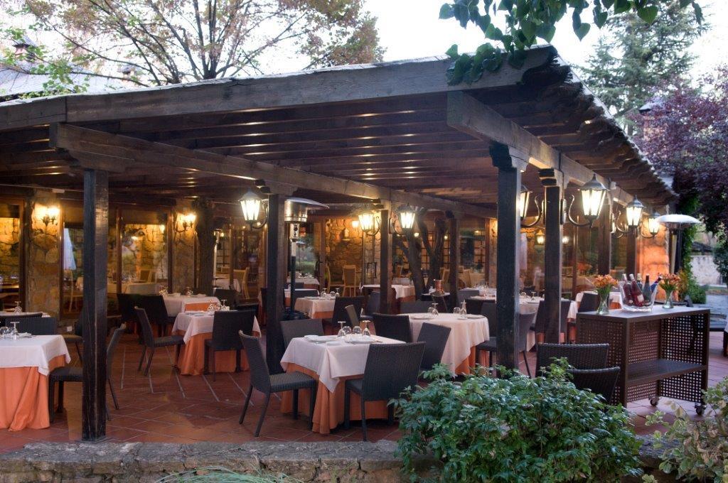 Restaurante Normandie Ondarreta madrid