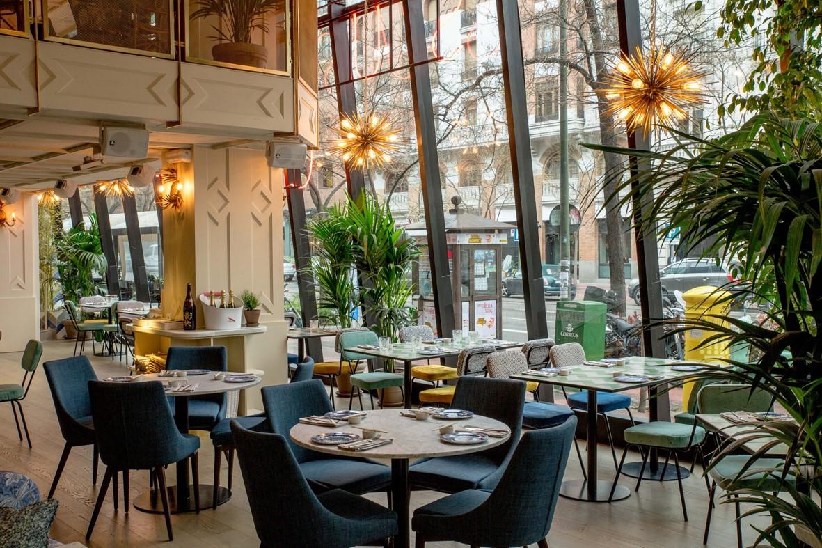 Sushi, y mucho más, en Sushita Café de Miguel Angel