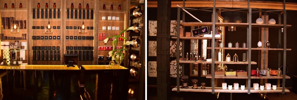 Ladenac Milano tienda de velas de lujo en Madrid