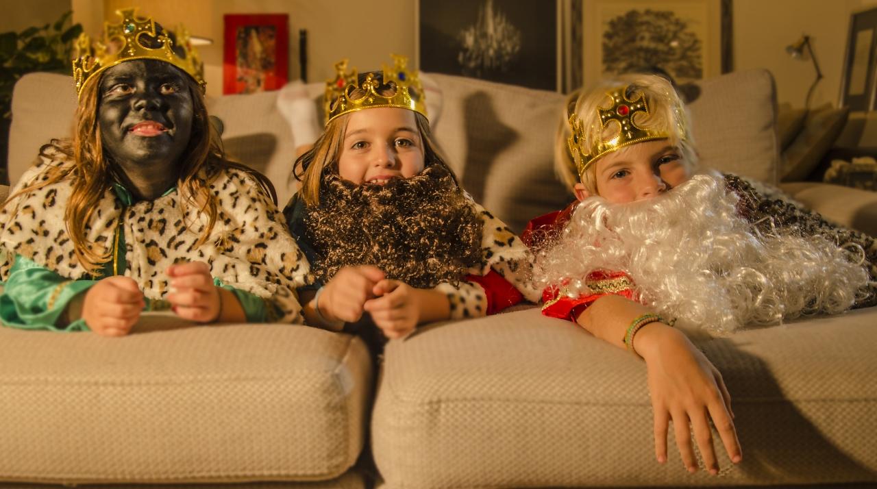 Esta Navidad, los Reyes son los Niños