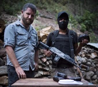 DAVID BERIAIN: Un periodista entre narcos