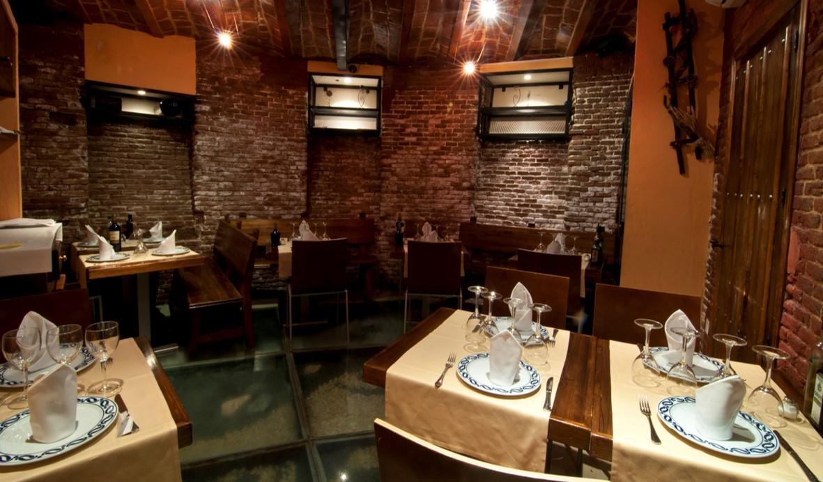 Restaurante El Caldero en Madrid