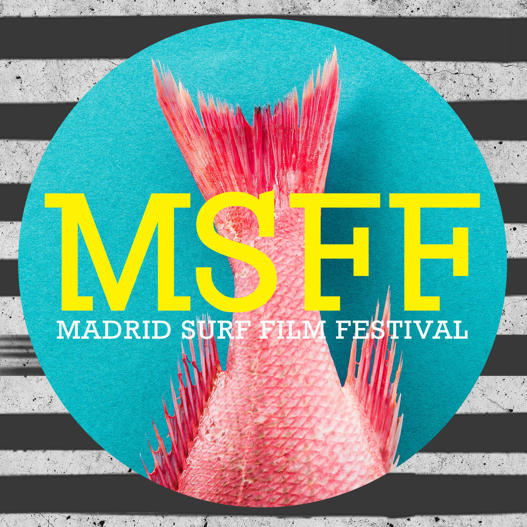 Cartel Madrid Surf Film Festival Cineteca Madrid