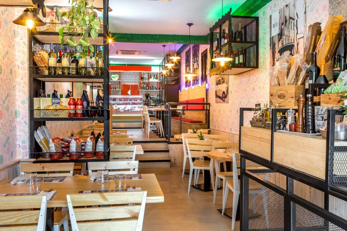 Restaurante italiano Tu Pasta