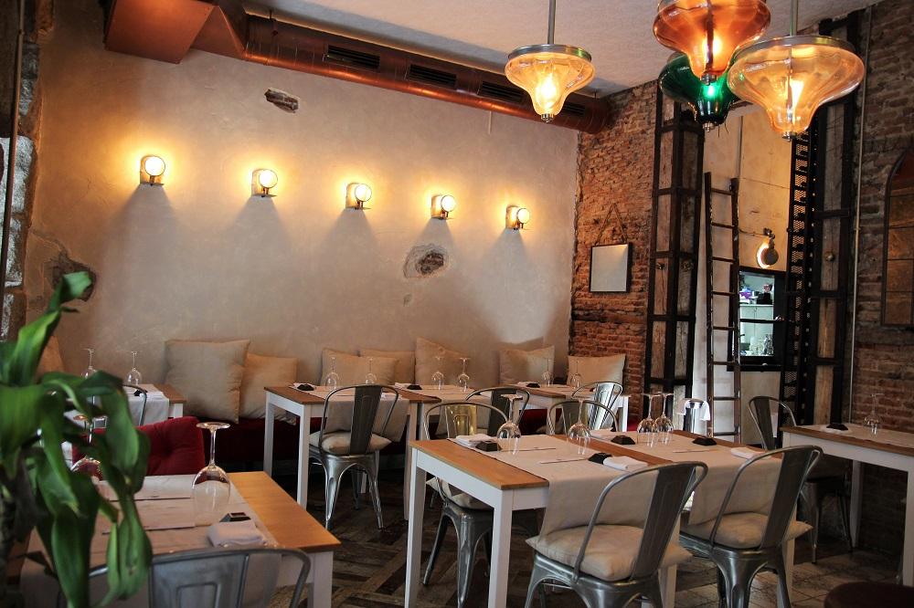 Sky Sushi Ramen Bar restaurante japones Madrid