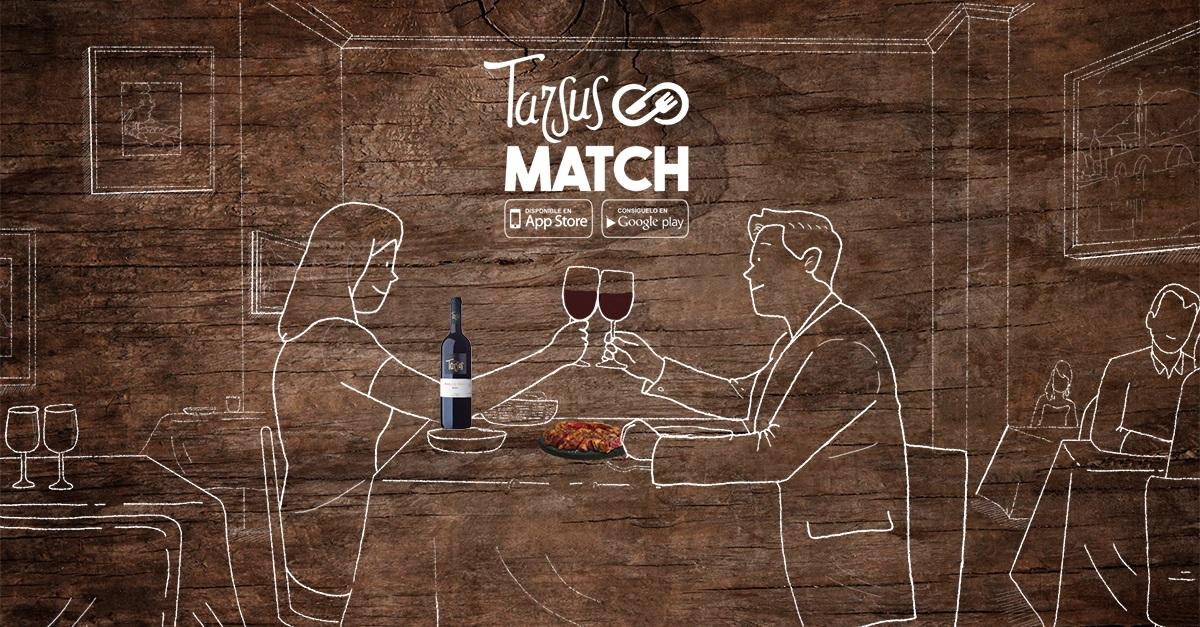 Tarsus Match, una App para comer en buena compañía